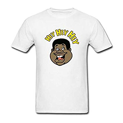 Sun-Tshirt Men's Fat Albert Hey Short Sleeve T-Shirt