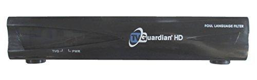 TVGuardian HD Model 501 - Foul Language TV and DVD Profanity Filter