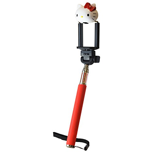 Hello Kitty Selfie Stick: Red Bow