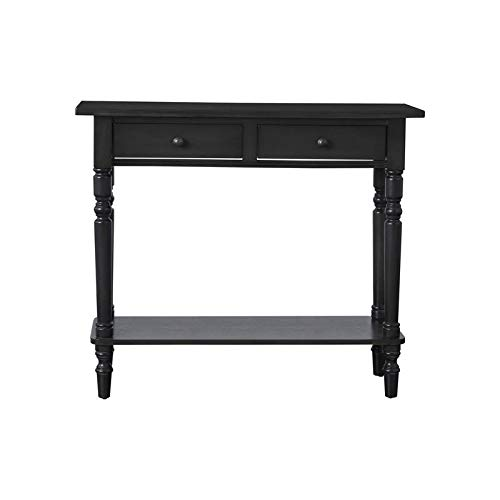 Furniture of America Humphry Transitional Wood Writing Desk in Gray