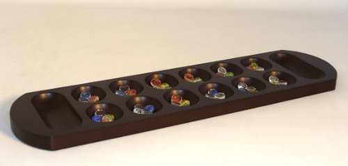 Play All Day Games Jumbo Mancala Board Game (21004)
