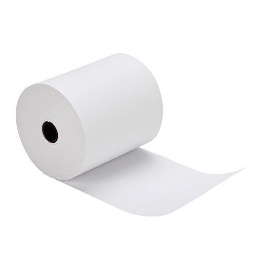 MFLABEL 50 Rolls 2 1/4' x 85' Thermal Paper Cash Register POS Receipt Paper