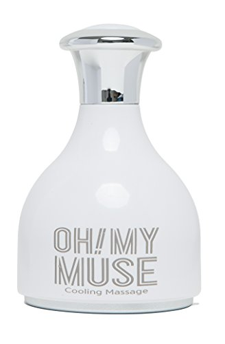 Oh My Muse Facial Cooling Massager, Korean Ice Roller for Face Massage