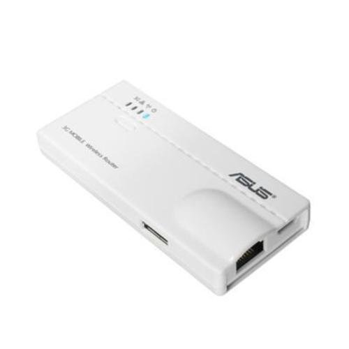 ASUS 150Mbps 6 Mode-in-1 Portable Router (WL-330N3G)