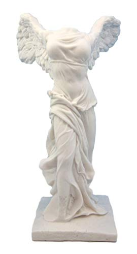 Ebros Large Winged Victory of Samothrace Statue 10.5' Tall Roman Greek Goddess Victoria Figurine Ancient Ruin Artifact Reproduction Home Decor Classical Sculpture