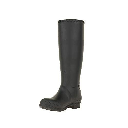 Kamik womens Jennifer Rain Boot Black 7 Medium US