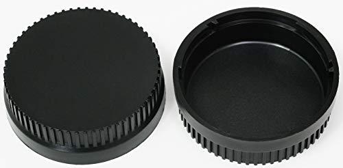 Lot of 2 - B4 2/3' Rear Lens Cap for Professional Broadcast ENG Lenses (fits Canon Fujinon Nikon Angenieux B4 Mount Lenses)