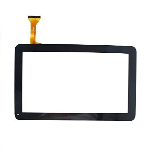 New Touch Screen Digitizer Panel for iRULU eXpro X1 Plus 10.1 Inch Tablet PC
