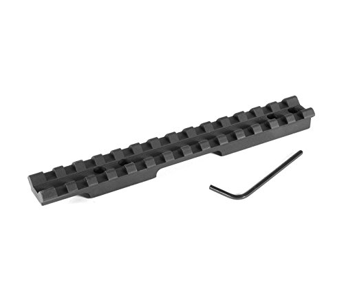 EGW Savage 93 (1-5/8' Ejection Port) Picatinny Rail Scope Mounts 0 MOA