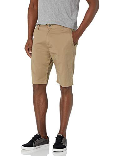 Volcom Men's Vmonty Chino Shorts, Khaki, 32