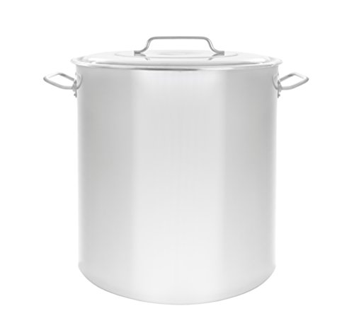Concord Cookware Stainless Steel Stock Pot Cookware, 40-Quart