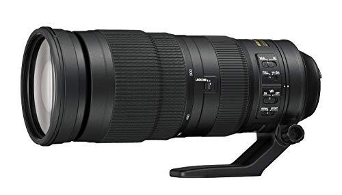 Nikon AF-S FX NIKKOR 200-500mm f/5.6E ED Vibration Reduction Zoom Lens with Auto Focus for Nikon DSLR Cameras (Renewed)