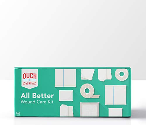 Ouch Essentials Wound Care Kit