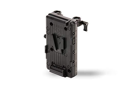 Tilta TA-BTP2-V-G 15mm LWS Rod Adapter V-Mount Battery Plate for powering The BMPCC 4K Camera