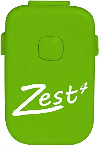 Zest 4 Bedwetting Alarm (Enuresis Alarm) with 8 Tones and Strong Vibration to Stop Bedwetting in Boys, Girls and Deep Sleepers, Green
