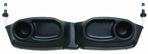 BOB Snack Tray for Duallie Jogging Strollers, Black