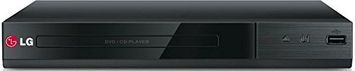 LG DP132H All Multi Region Code Region Free DVD Player Full HD 1080p HDMI UpConverting DivX, USB Plus, Xvid, PAL/NTSC with Remote