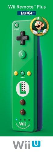 Remote Plus, Luigi - Nintendo Wii