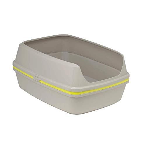 Moderna AA72 No Scoop Needed Open Litter Boxes