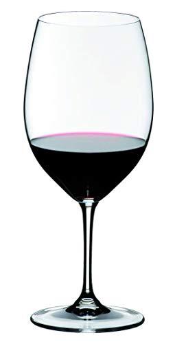 Riedel VINUM Bordeaux Glasses, Set of 2