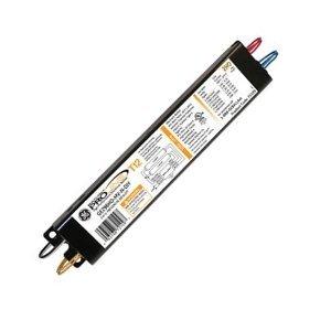 GE Lighting 72109 GE296HO-MV-N-DIY LFL Multi-Volt ProLine Electronic Program / Rapid Start Ballast for 1 or 2 F96T12HO Rapid Start by GE Lighting