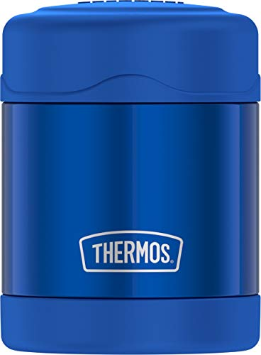 Thermos, Blue Funtainer 10 Ounce Food Jar