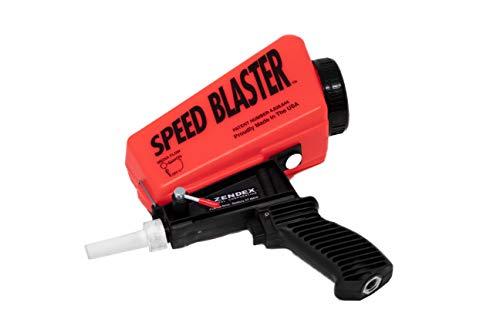 Speed Blaster - Gravity Feed Media Blaster, Red