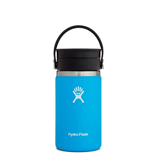 Hydro Flask Travel Coffee Flask with Flex Sip Lid - 12 oz, Pacific