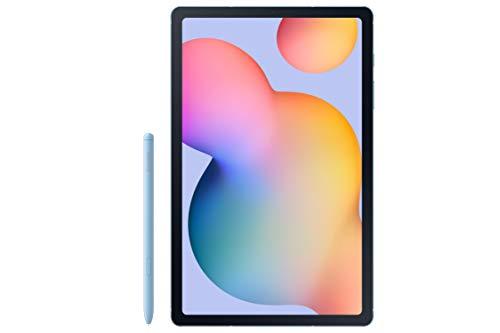 Samsung Galaxy Tab S6 Lite 10.4', 64GB WiFi Tablet Angora Blue - SM-P610NZBAXAR - S Pen Included