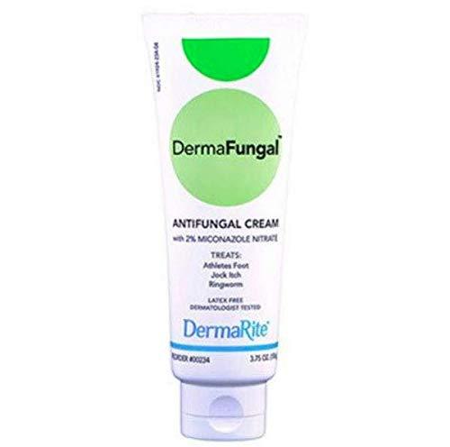 DermaRite Dermafungal Antifungal Cream, 3.75 oz Tube