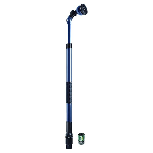 Melnor WC93014-IN Automatic Extension Watering Wand with Product End Connector, 10-Pattern Pivoting