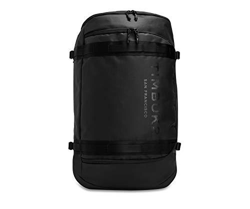 TIMBUK2 Impulse Travel Backpack Duffel, Jet Black, 45L