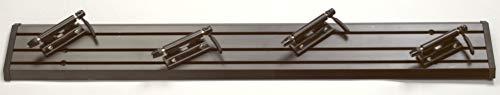 Saris Traps Triple Track Bike Rack for Trucks or Vans, 47-inch, Black