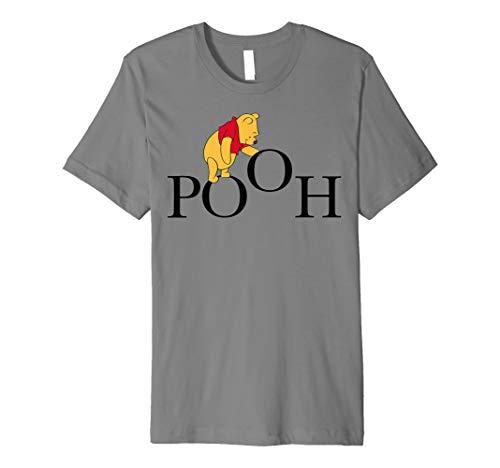 Disney Winnie the Pooh Letters Premium T-Shirt