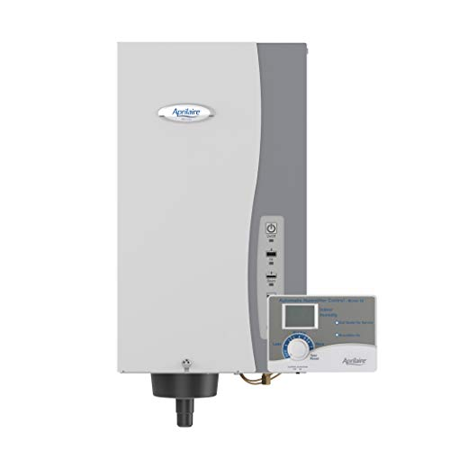 Aprilaire - 800Z 800 Whole Home Steam Humidifier, Automatic Steam Humidifier, Large Capacity Whole House Humidifier for Homes up to 6,200 Sq. Ft.
