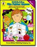 File Folder Games Book Skill-Building: Grade 1