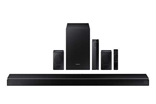 Samsung HW-Q67CT 7.1ch Soundbar with Acoustic Beam and Wireless Rear Kit (Renewed)