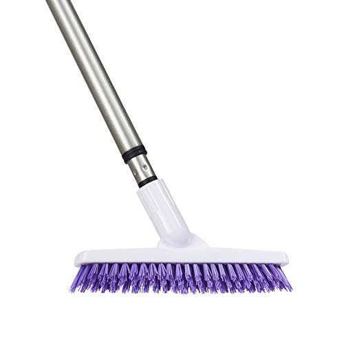 Fuller Brush Tile Grout E-Z Scrubber Complete - Lightweight Multipurpose Power Surface Scrubber & Cleaner Brush - Perfect for Cleaning Hard to Reach Areas