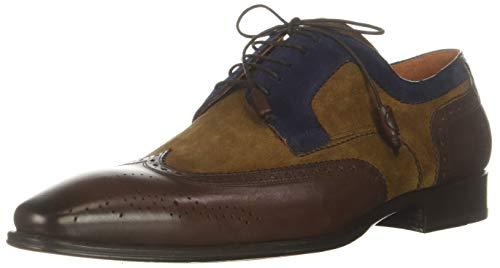 Mezlan Men's 18607-1 Oxford, Brown/Multi, 9