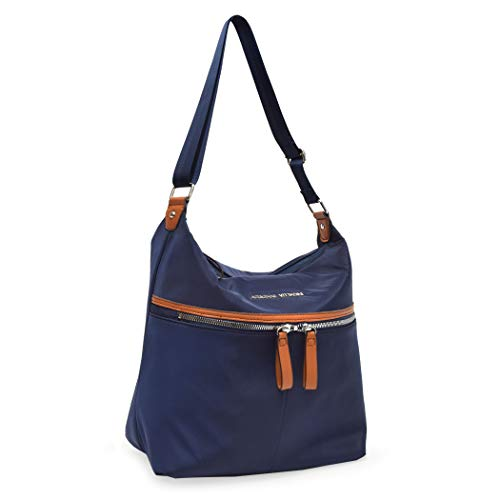 Adrienne Vittadini Travel Crossbody Shoulder Bag work handbags