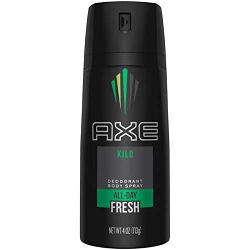Axe Kilo Daily Fragrance 4 oz (Pack of 12)