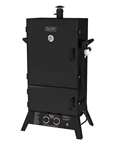 Dyna-Glo DGW1904BDP-D 43' Wide Body LP Gas Smoker