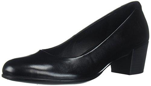 ECCO Women's Shape M 35 Dress Pump, Black, 39 EU / 8-8.5 US
