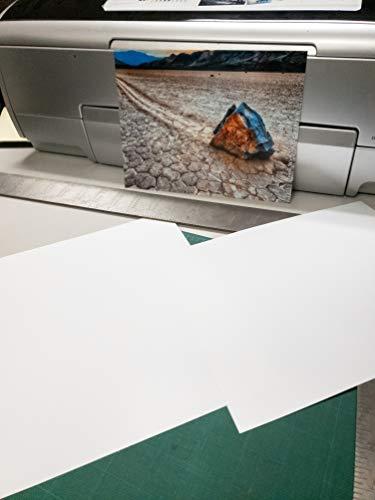 11' X 14' Cold Press Watercolor Fine Art Inkjet Paper - 25 Sheets
