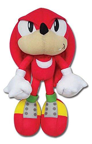 Great Eastern Sonic The Hedgehog GE-7090 Knuckles Stuffed Plush, 9'