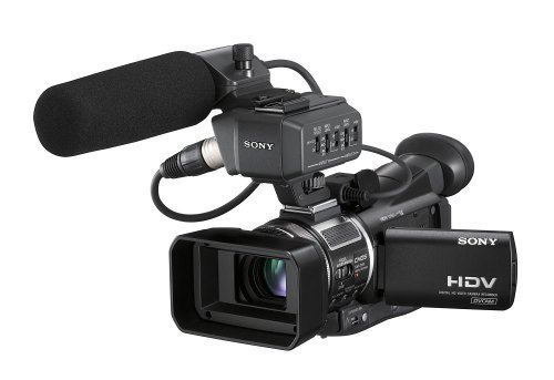 Sony HVR-A1 Professional HDV Camcorder