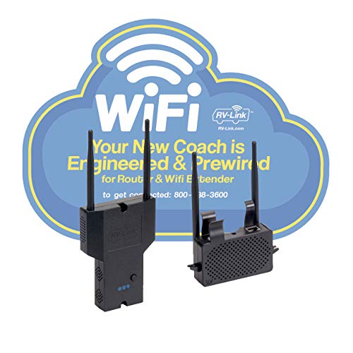 Magnadyne WF-CON WiFi Internet Extender for Recreational Vehicles