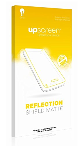 upscreen Reflection Shield Matte Screen Protector for Lowrance Elite-4x HDI, Matte and Anti-Glare, Strong Scratch Protection, Multitouch Optimized