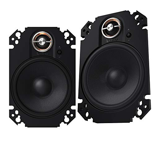 Infinity Kappa 64CFX 4x6 2-Way Plate Speaker System