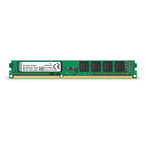 Kingston Value (KVR16N11S8/4) RAM 4GB 1600MHz PC3-12800 DDR3 Non-ECC CL11 DIMM SR x8 Desktop Memory
